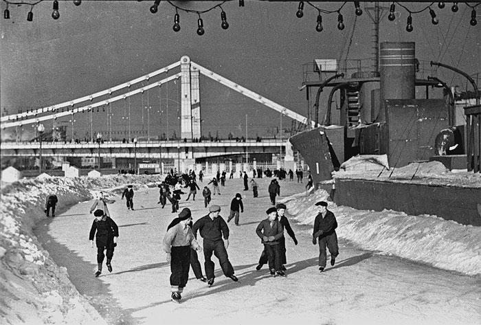 Советская Москва (182 фото).  Бонусные картинки.