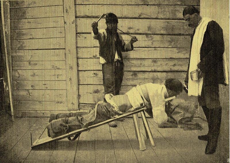 Порка розги наказания 19 фотография